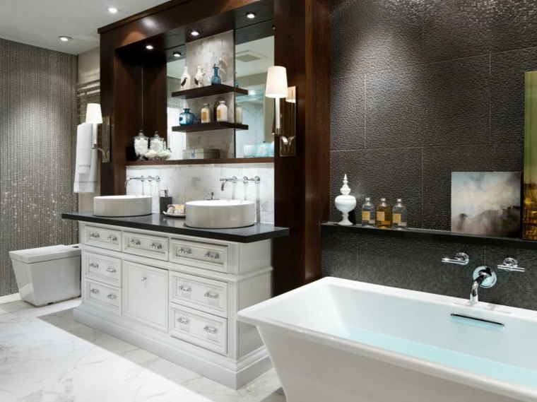 decoracion baños ideas especiales lineas