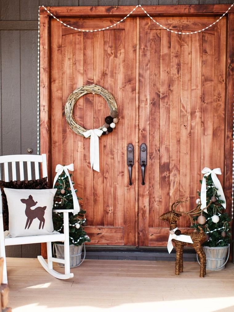 decoración de paredes con madera