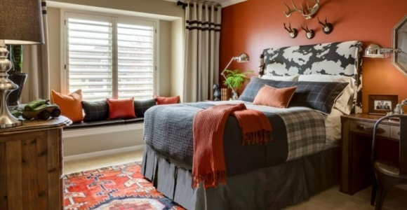Color negro en el dormitorio ideas fant sticas de decoraci n - Decoracion habitacion juvenil masculina ...