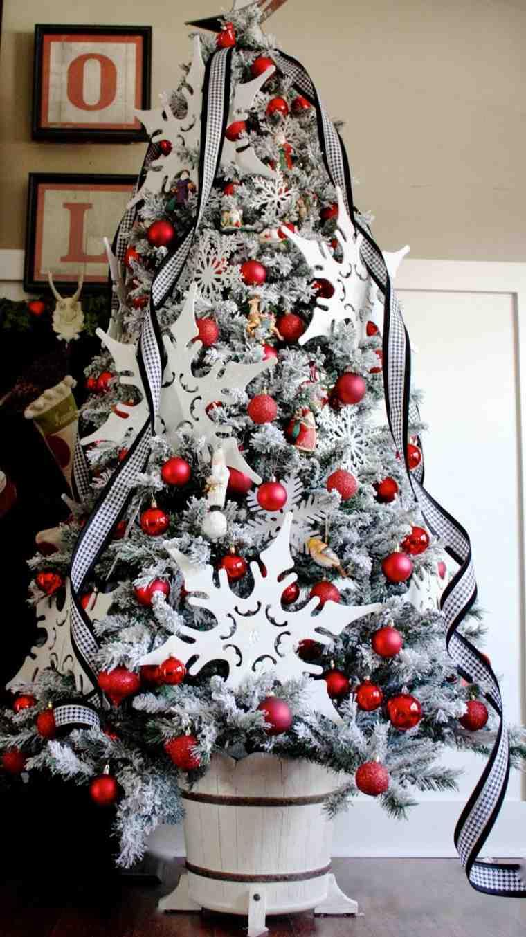 decoracion navidena arbol navidad pequeno ideas