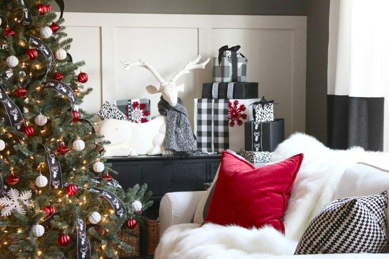 decoracion-navidena-arbol-navidad-regalos