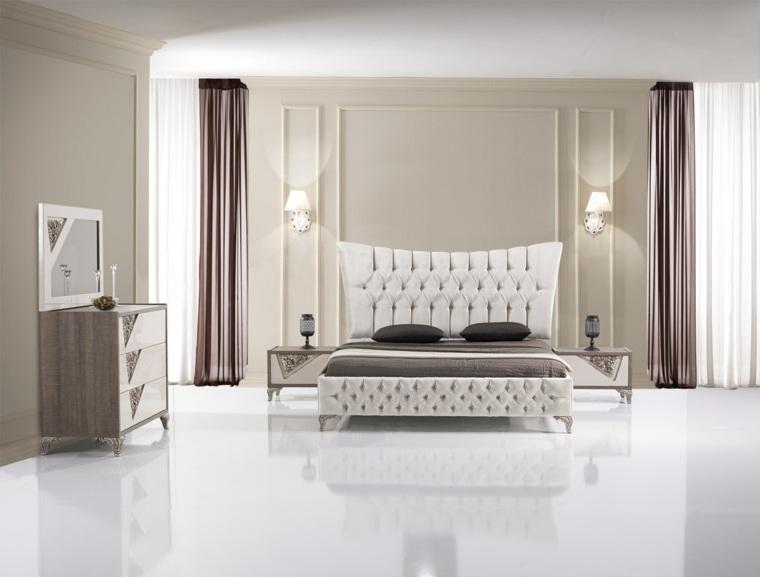 decoración para dormitorio espacioso