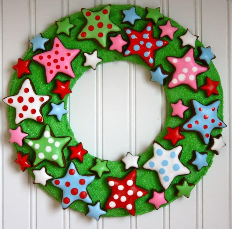 decoración para niños puerta