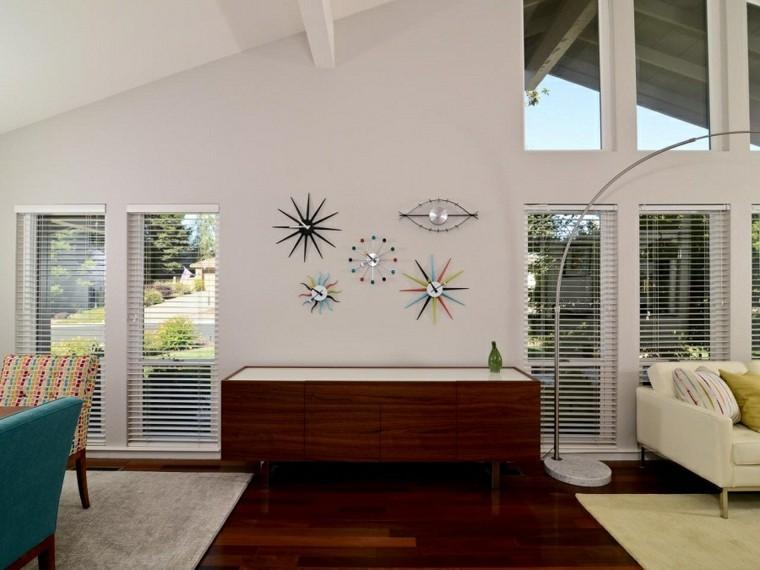 decorar aparador moderno sala de estar