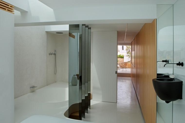decorar apartamento pequeno bano josep rua spatial designer ideas