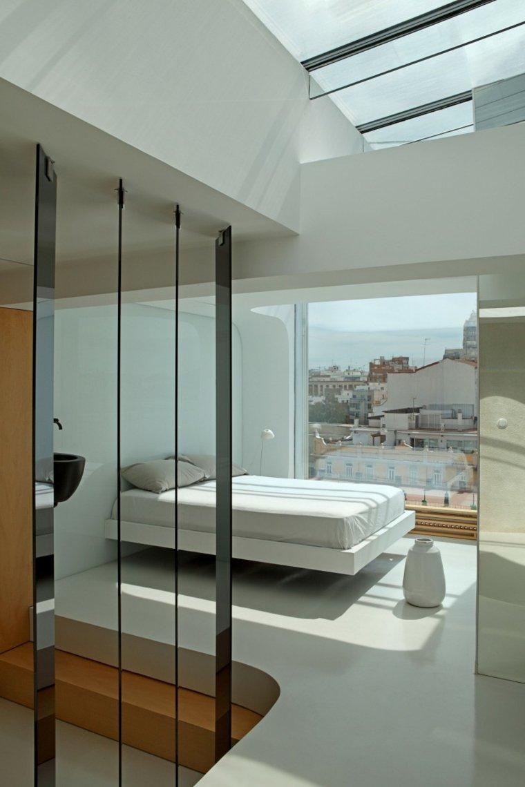 decorar apartamento pequeno dormitorio josep rua spatial designer ideas