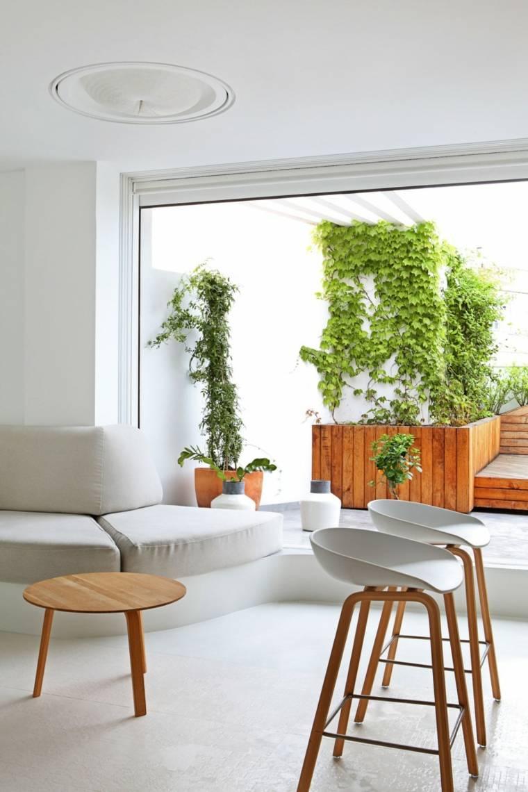 decorar apartamento pequeno salon josep rua spatial designer ideas