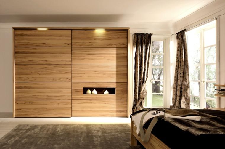 decorar armarios empotrados dormitorios