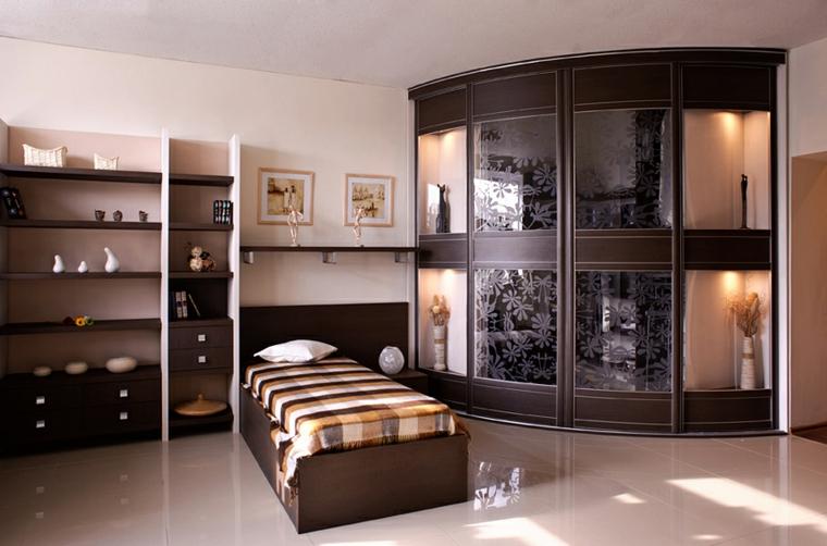 Decorar armarios empotrados modernos - Vestir un armario ...