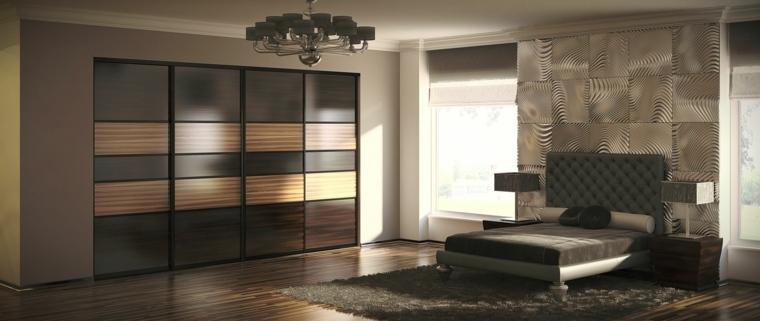 Decorar armarios empotrados modernos for Armarios elegantes