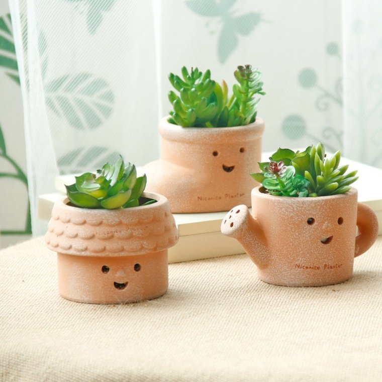 Small Flower Pot Craft Ideas
