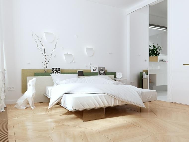 decorar dormitorio principal diseno minimalista artyom bezfamilniy ideas
