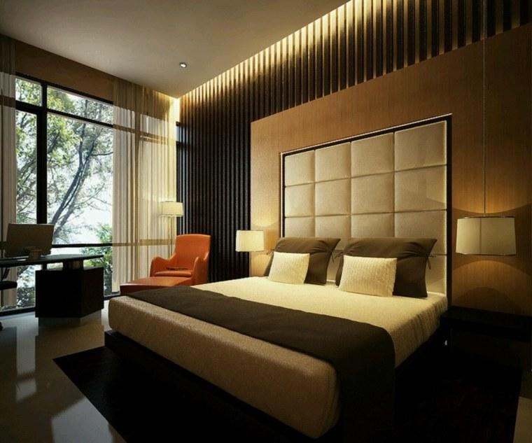 decorar el dormitorio moderno