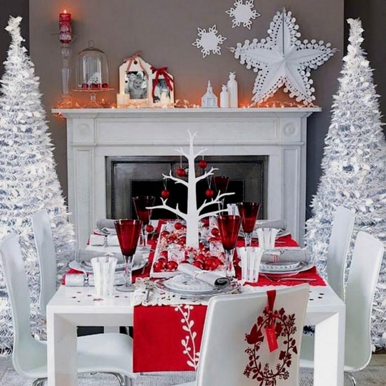 decorar en blanco interior