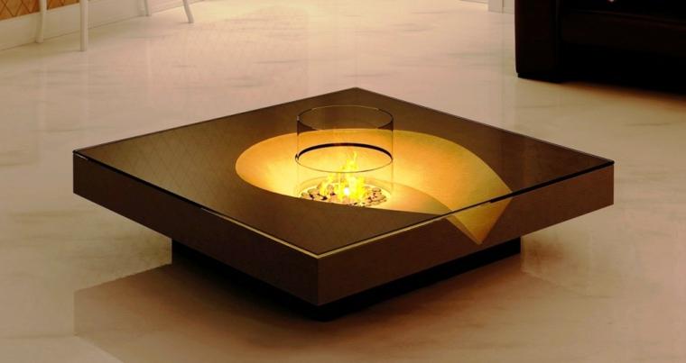 Decorar mesas de centro de dise o for Mesas de centro de sala de vidrio