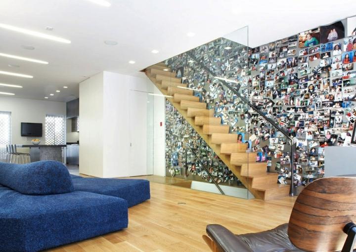 decorar paredes fotos completa ideas azules