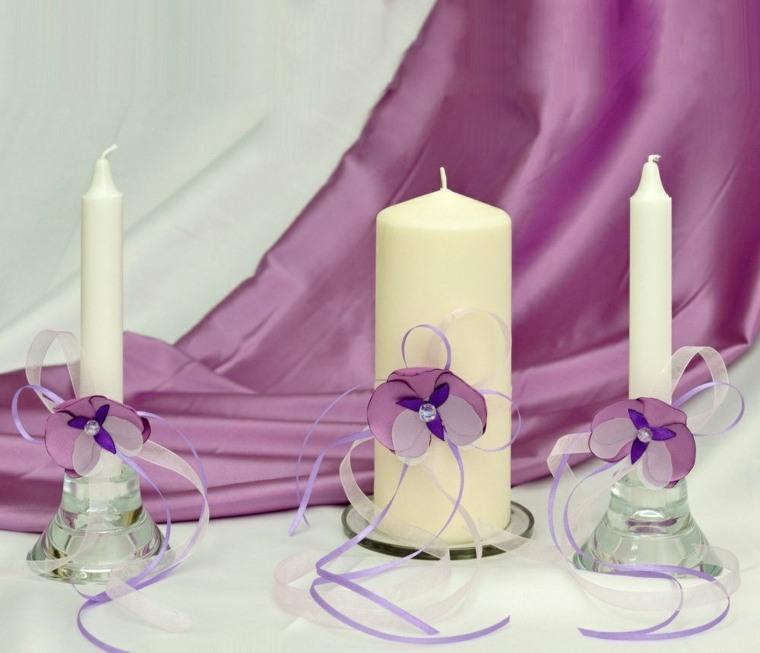 decorar velas casa