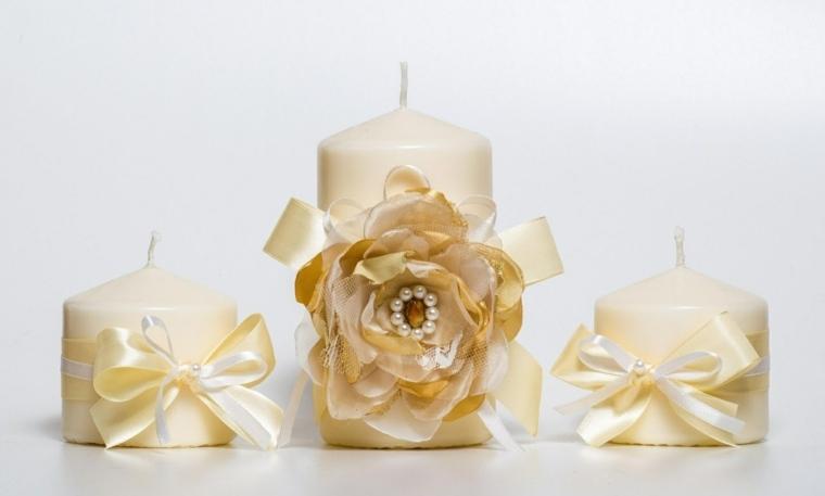 decorar velas interior
