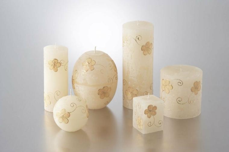 decorar velas originales interior