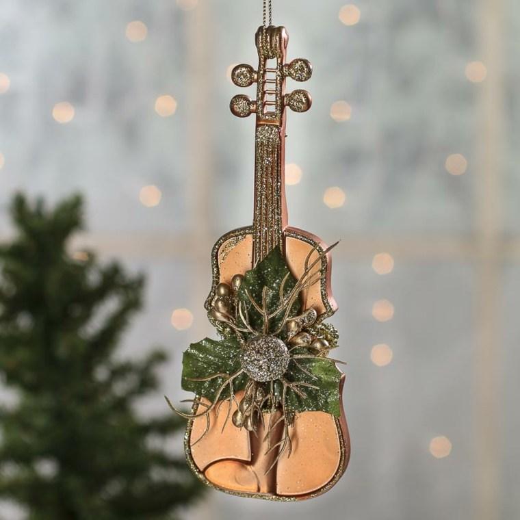 Decorar en navidad el interior con cobre - Decorativos para navidad ...