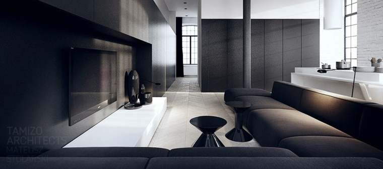 diseño de interiores elegantes