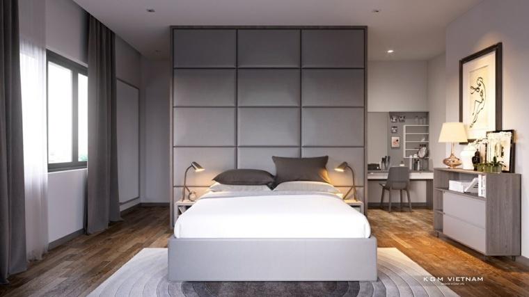 diseño habitación Kgm Vietnam