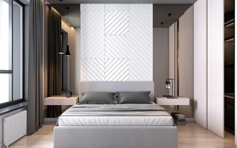 diseño dormitorio moderno Room Quadro