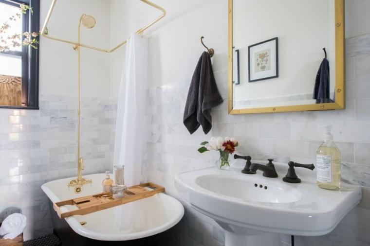 diseño original cuarto baño