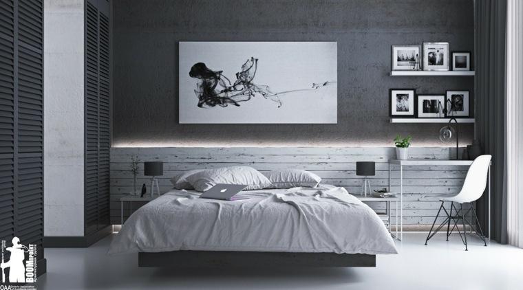 diseño dormitorio Yaroslav Kovalchuk