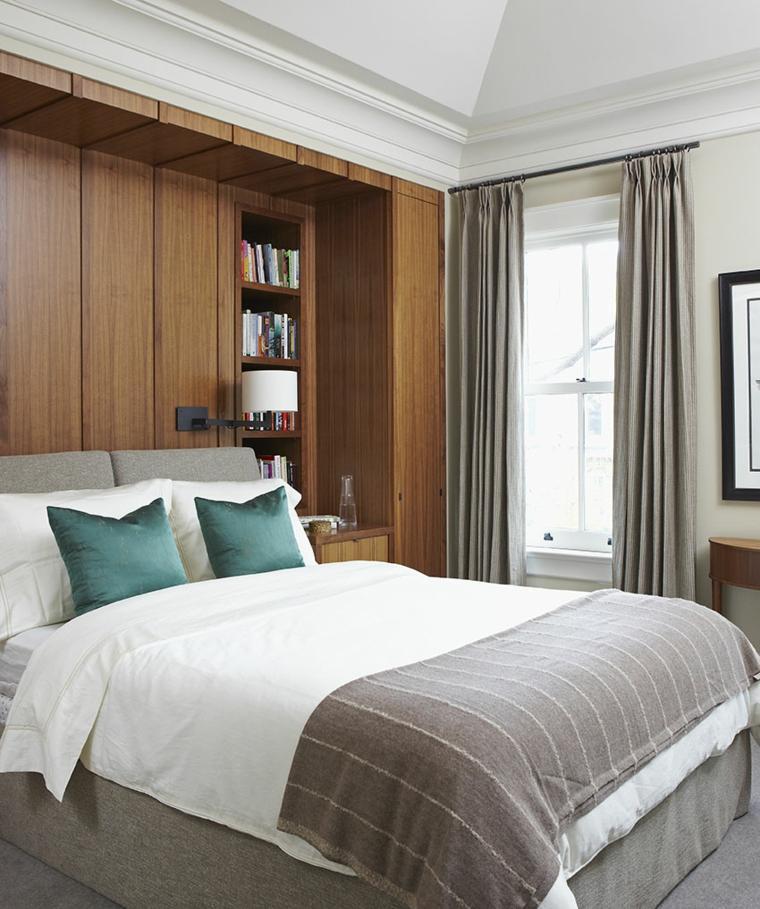 diseños de camas ganar espacio