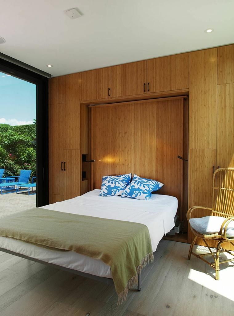 diseos de camas modernas