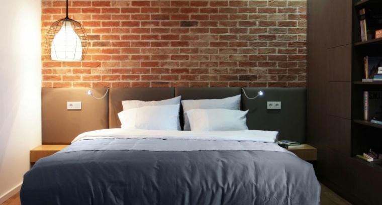 dormitorio apartamento diseno lugerin architects ideas