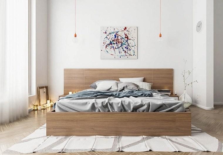 conception de chambre minimaliste naturelle olmo vlahovljak idées