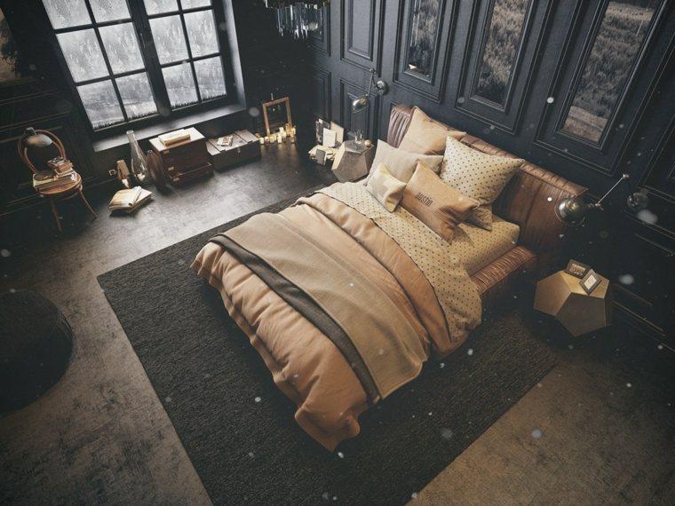 dsieño habitación original parted