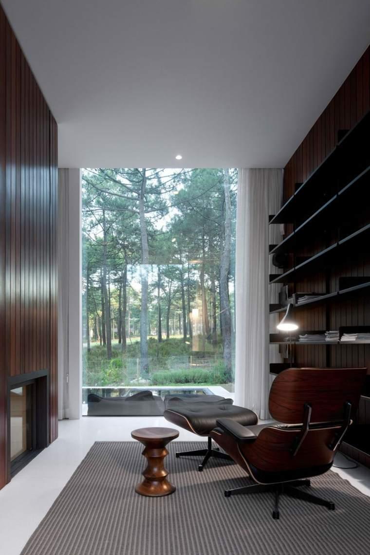 espacio lectura unico muebles muestras