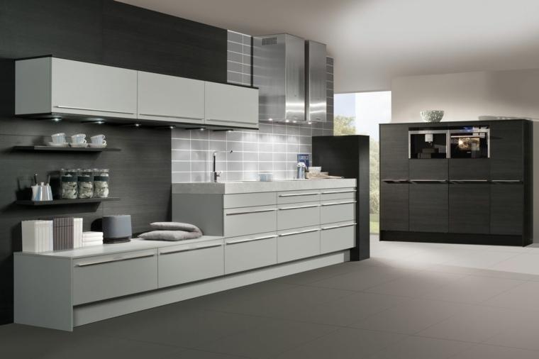 esquinas muebles moderna cocinas efectos