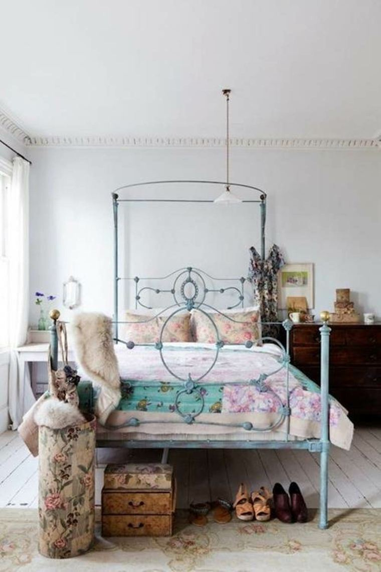 estilo bohemio chic decorar