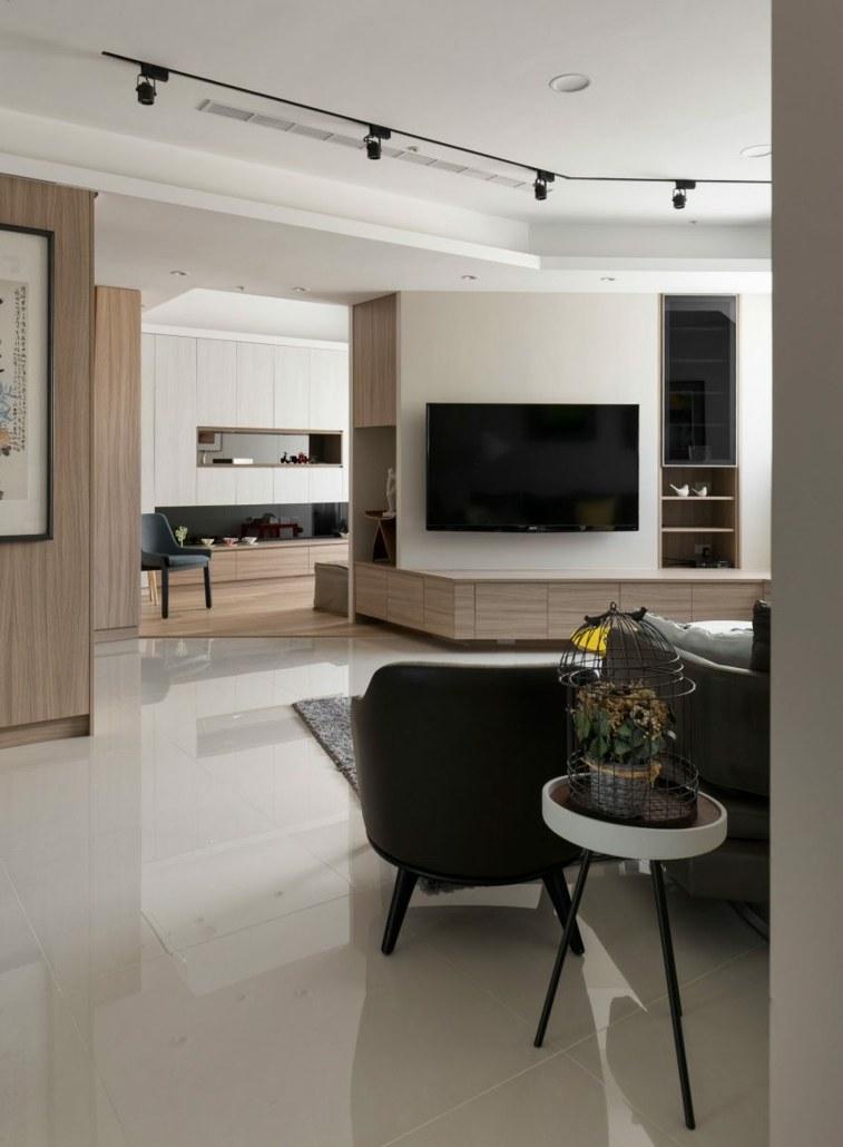 estupenda casa moderna interior