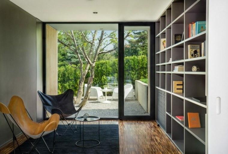 estupenda sala lecturas moderna
