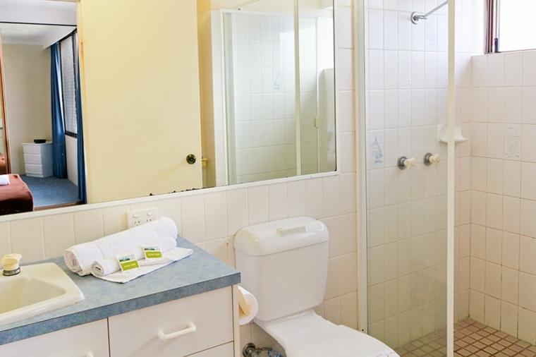 estupendo diseño baño aseo