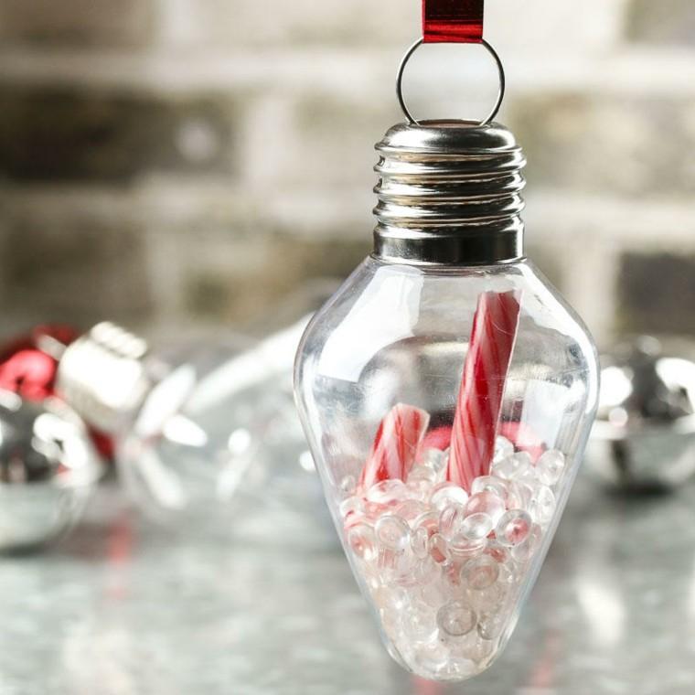Decoracion navide a reciclada estupendas ideas for Ideas de decoracion navidena
