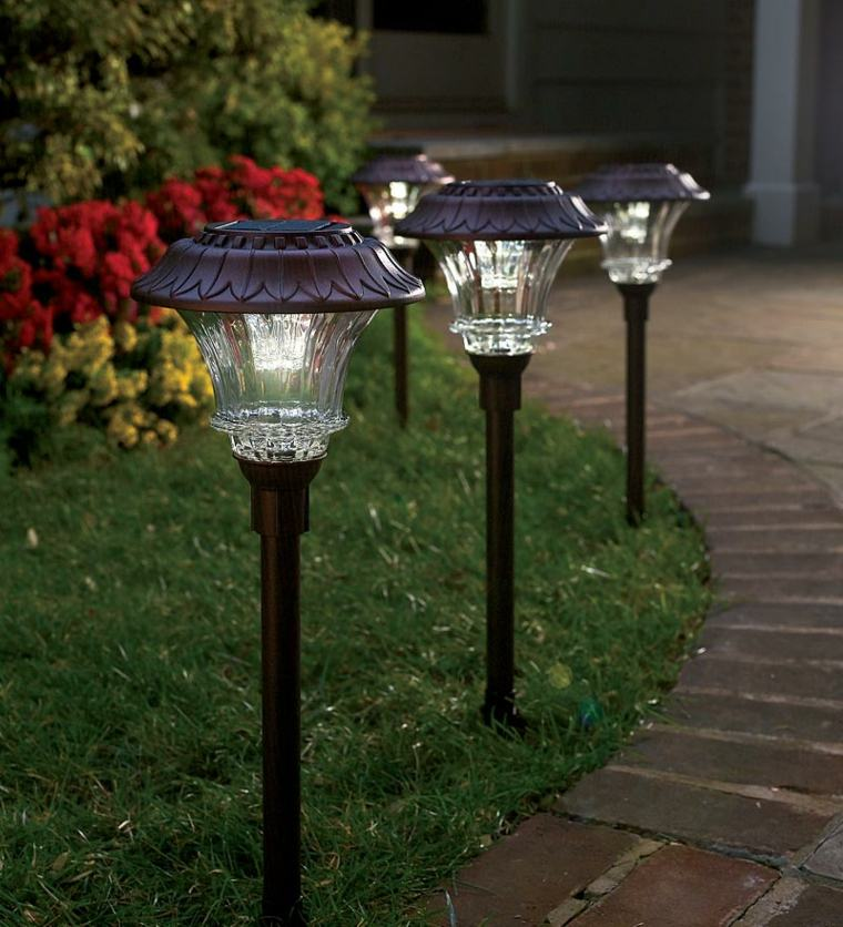faroles led estilo vintage