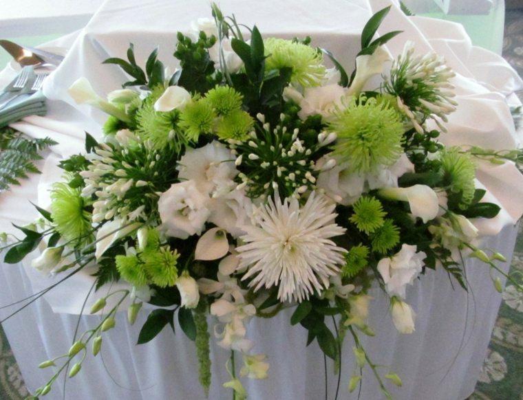 flores para bodas decorar