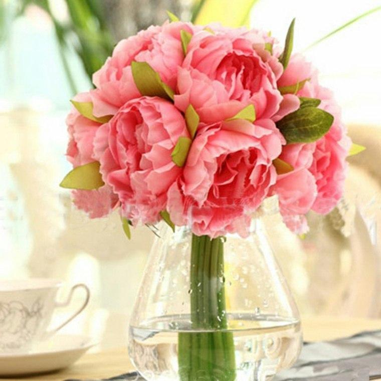 flores para casamiento decorar