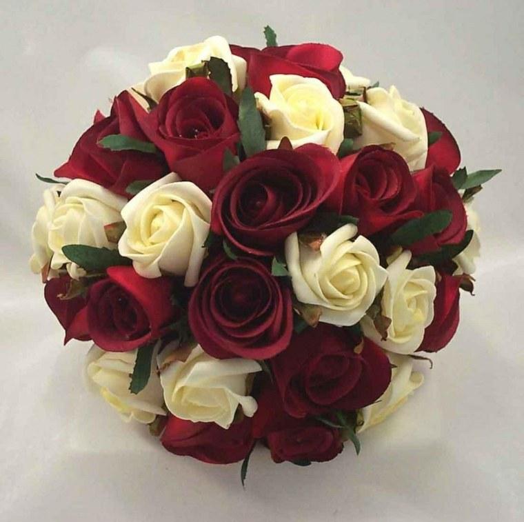 flores para bodas ramos