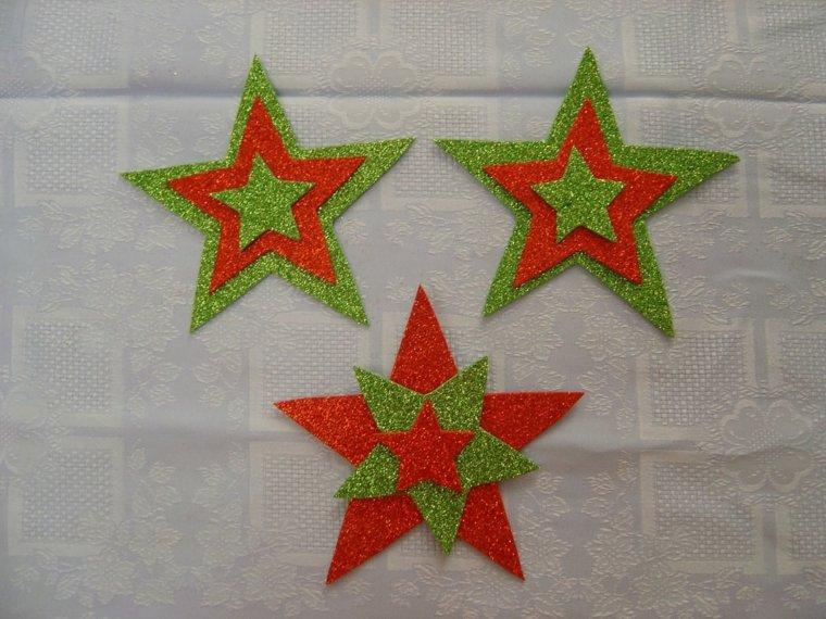 Goma eva para crear manualidades navideñas asombrosas