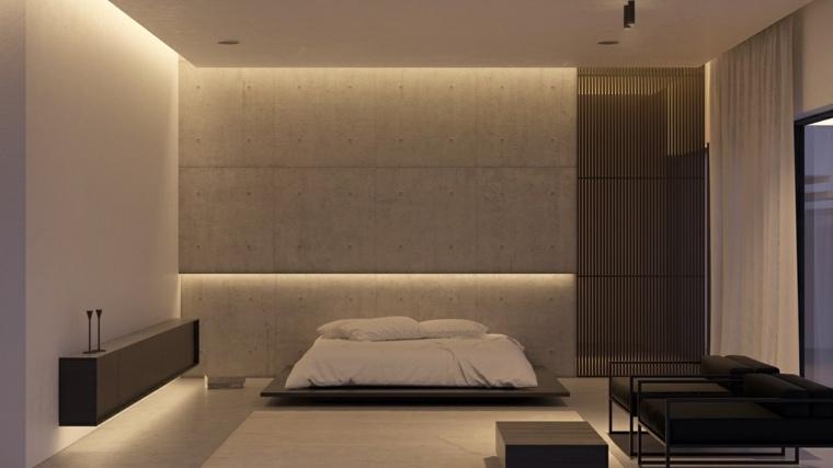 habitacion moderna Kdva Architects