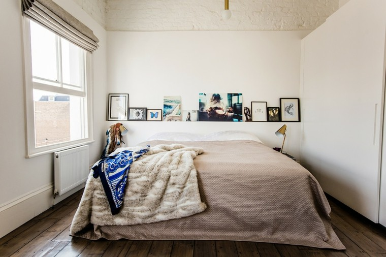 habitacion sencilla diseño moderno