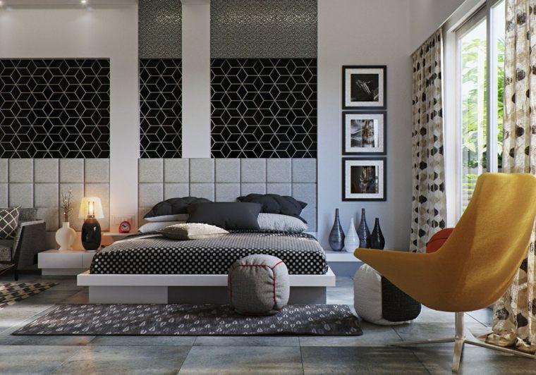 habitación color gris Image Box Studio