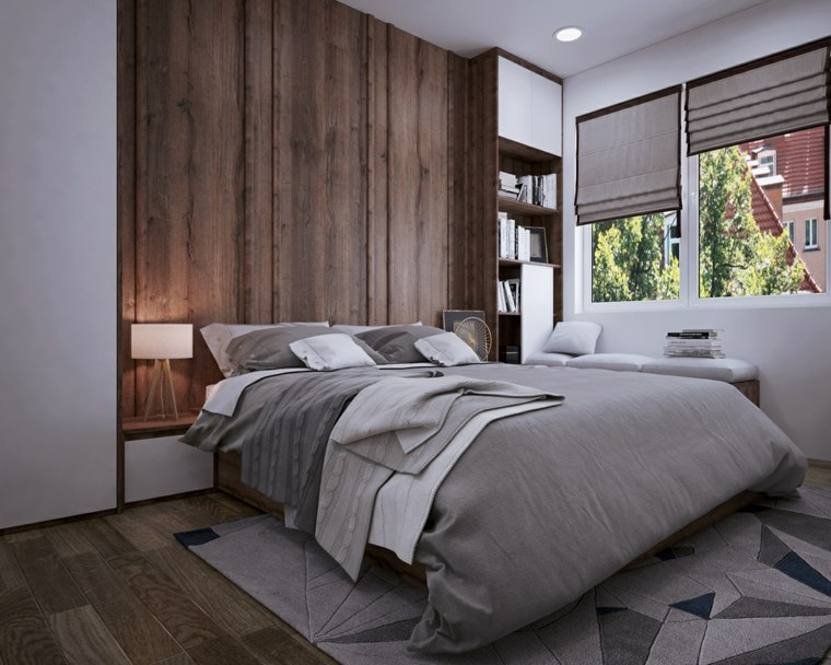 habitaciones grises descubre las tonalidades de moda